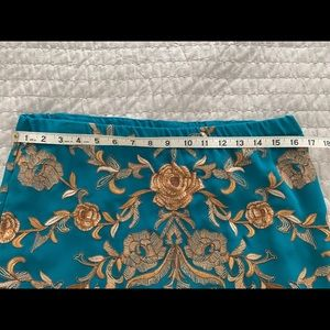 Anthropologie Skirts - Anthropology Baraschi embroidered skirt